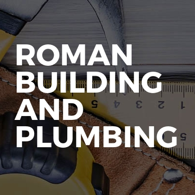 Roman building and plumbing