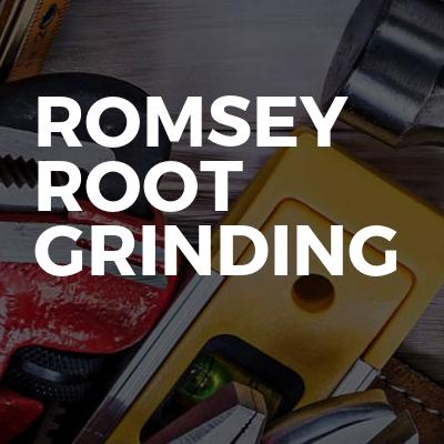 Romsey root grinding