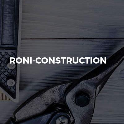 Roni-Construction