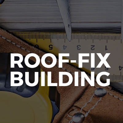 Roof-fix building