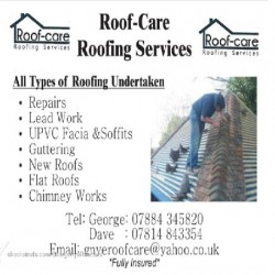 Roofcare Roofing