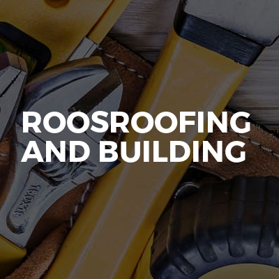 Roosroofing and building