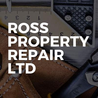 Ross Property Repair Ltd