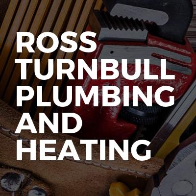 Ross Turnbull plumbing and heating