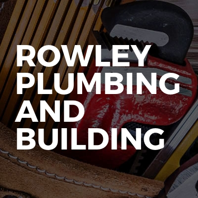 Rowley Plumbing and Building