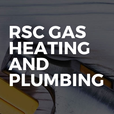 Rsc gas heating and plumbing