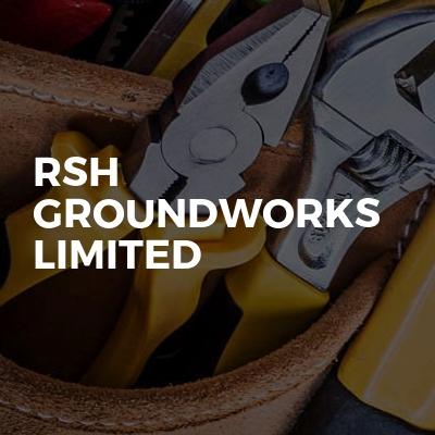 RSH Groundworks limited