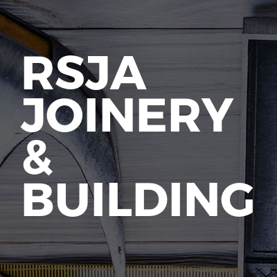 Rsja Joinery & Building