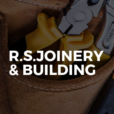 R.S.Joinery & Building