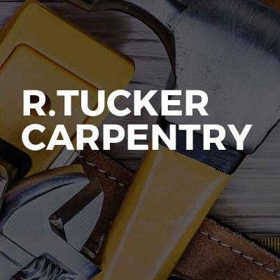 R.Tucker Carpentry
