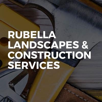Rubella landscapes & construction services