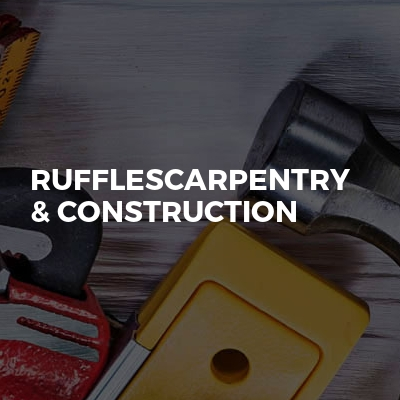 RufflesCarpentry & construction