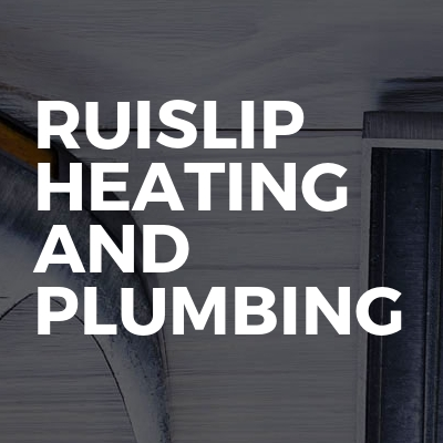 Ruislip Heating And Plumbing