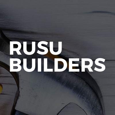 Rusu builders