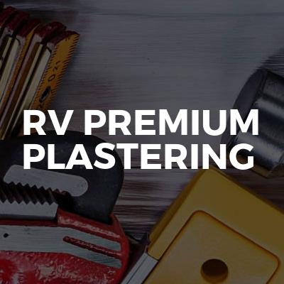 Rv Premium Plastering