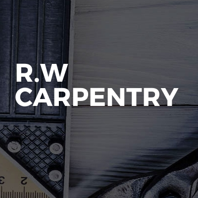 R.W Carpentry & Building