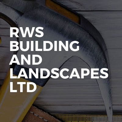 RWS Building and Landscapes Ltd