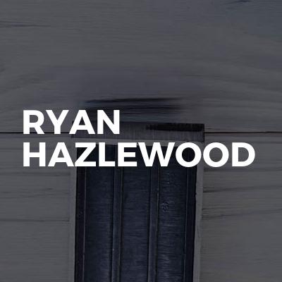 Ryan Hazlewood