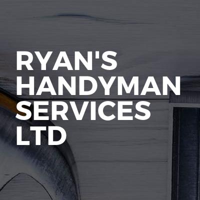 Ryan's Handyman Services Ltd