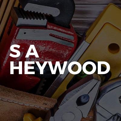 S a heywood