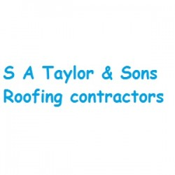 S A Taylor & Sons Roofing contractors