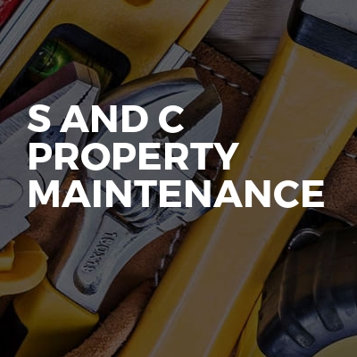 S And C Property Maintenance