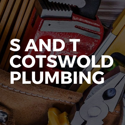 S And T Cotswold Plumbing
