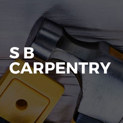 S B Carpentry