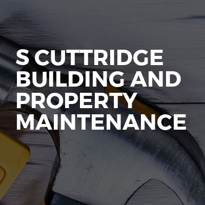 S Cuttridge Building And Property Maintenance