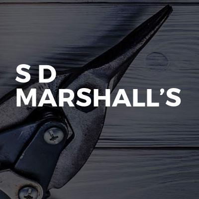 S d Marshall's