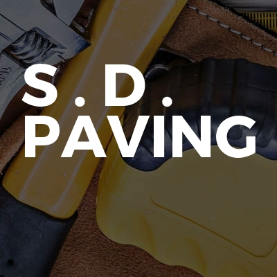 S . D . Paving