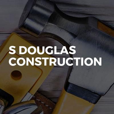 S Douglas Construction