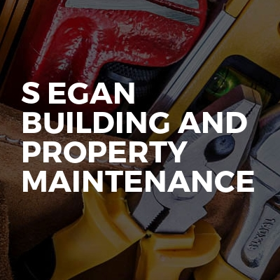 S Egan Building and Property Maintenance