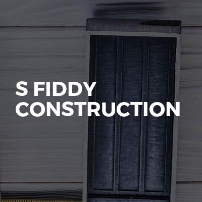 S Fiddy Construction