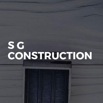 S g construction