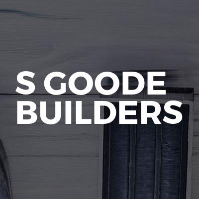 S Goode Builders