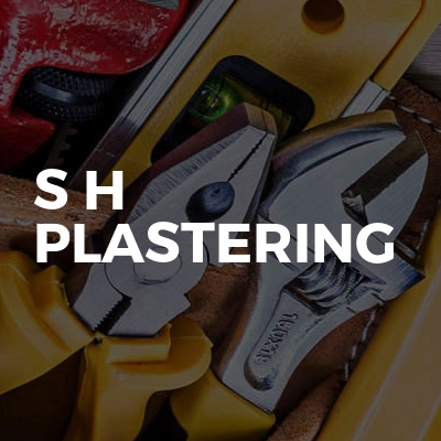 S H Plastering