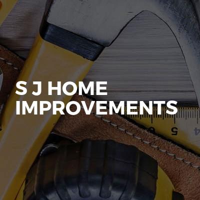 S J Home Improvements