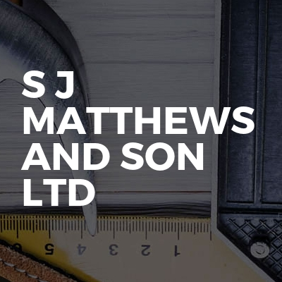 S j matthews and son ltd
