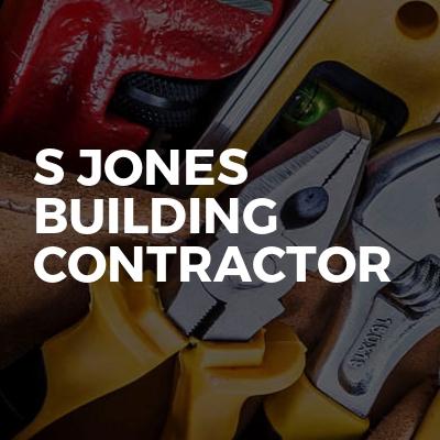 S Jones Building Contractor