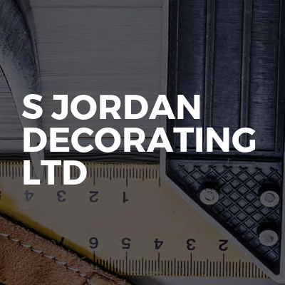 S Jordan Decorating Ltd