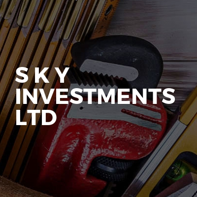S K Y Investments Ltd