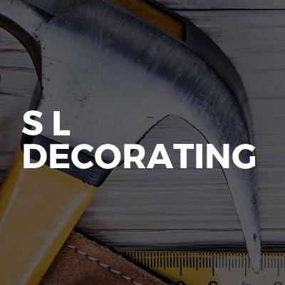S L Decorating