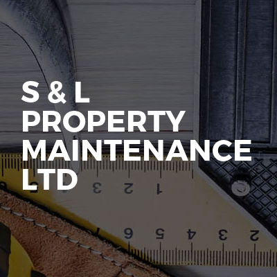 S & L Property Maintenance Ltd
