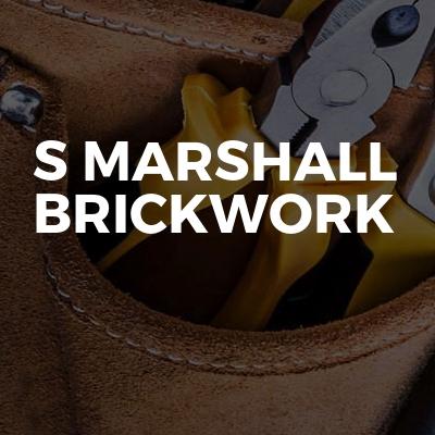 S Marshall Brickwork