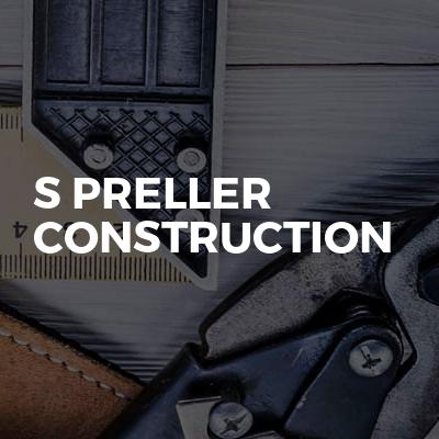 S Preller Construction
