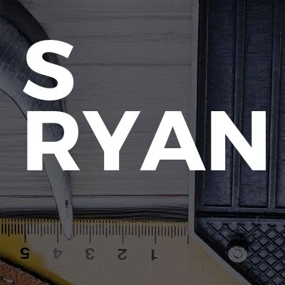 S RYAN