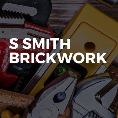 S Smith Brickwork