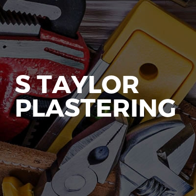 S Taylor Plastering