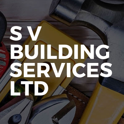 S V Building Services Ltd